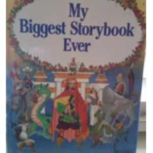 Other - My Biggest Story Book Ever 1989 Vintage Kids Book